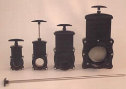 Slide Valves & Extension Rods - Image