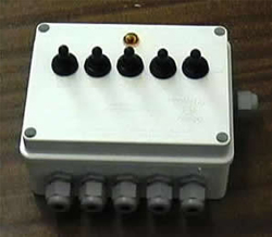 5 Way Switch Box - Image